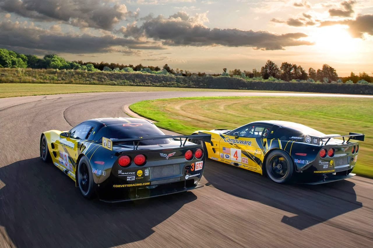 Sixteen Seasons Of Corvette Racing Okotoks Gmc Chevrolet