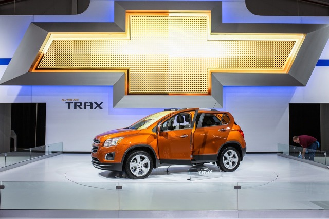 Chevrolet adds the new 2015 Trax to their Small-Vehicle Lineup