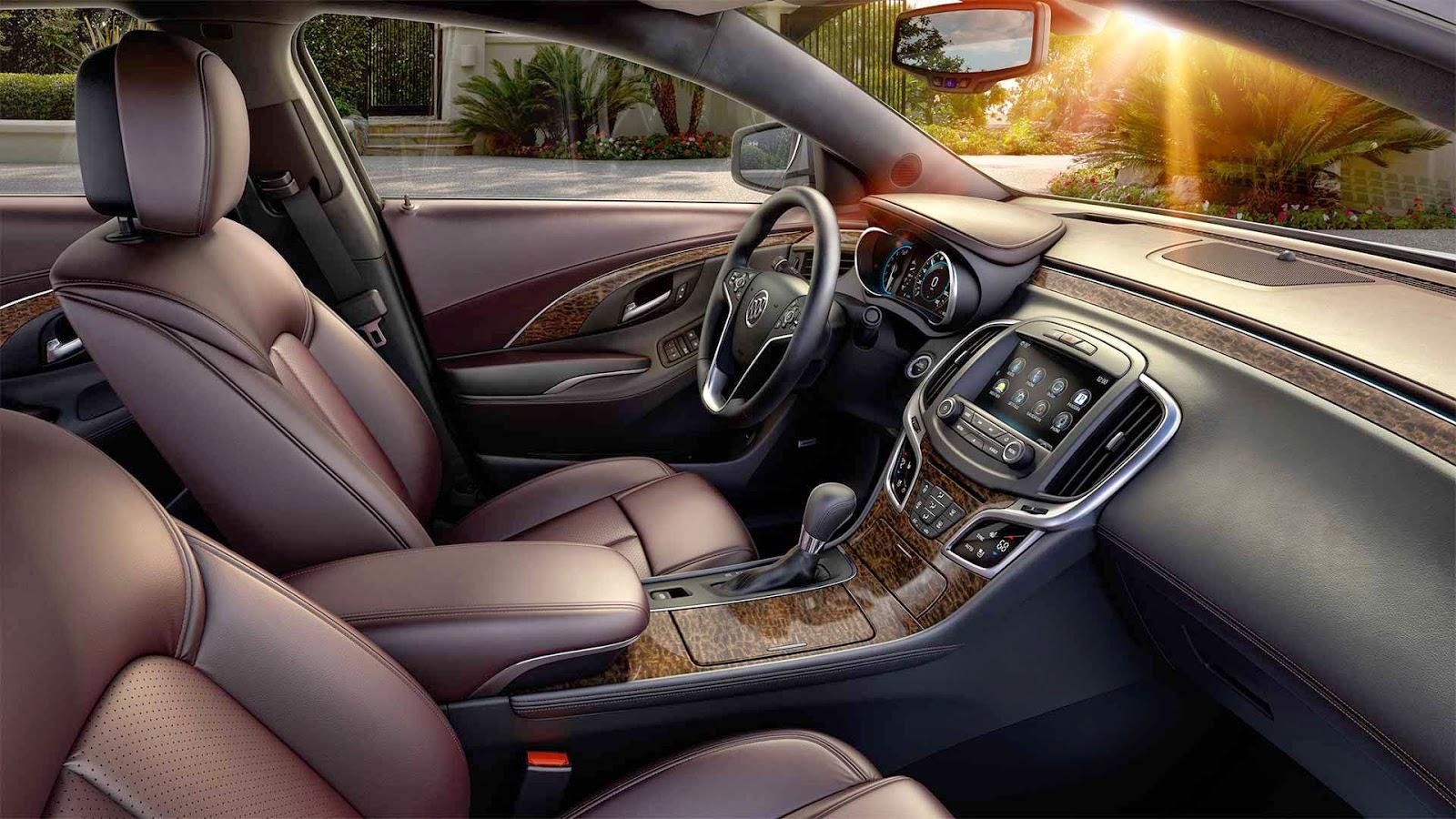 2014 Buick Lacrosse S Ultra Luxury Interior Moves Fashion Forward Okotoks Gm