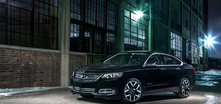 2016 chevrolet impala midnight edition cmp automotive